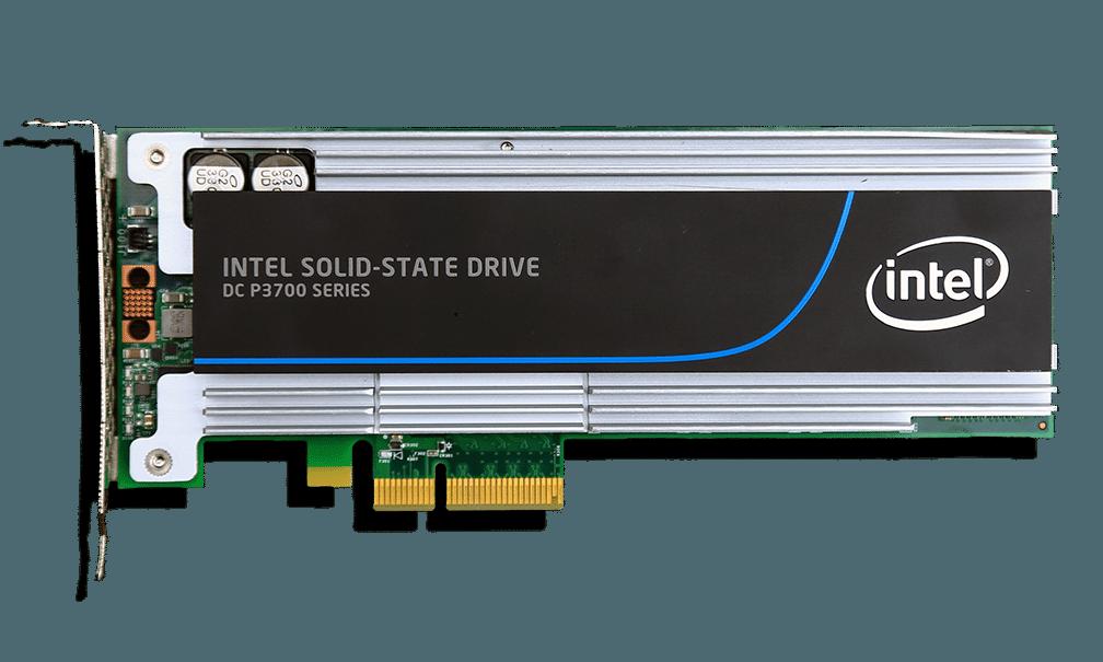 Intel SSD-P3700 NVMe