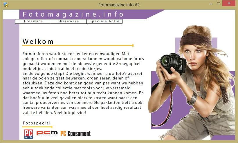 fotografiemagazine cd-rom