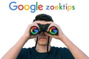 google-zoektips-pario-nl
