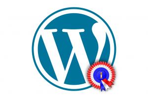 WordPress 1e prijs